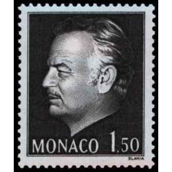 Timbre de Monaco N° 1143...