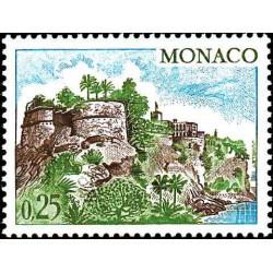 Timbre de Monaco N° 1147...