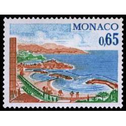 Timbre de Monaco N° 1148...