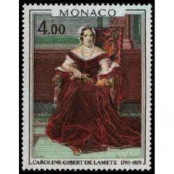 Timbre de Monaco N° 1173...
