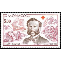 Timbre de Monaco N° 1174...