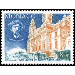 Timbre de Monaco N° 1180...