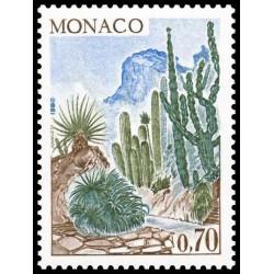 Timbre de Monaco N° 1214