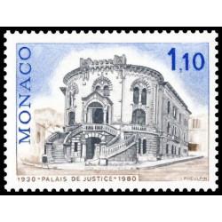 Timbre de Monaco N° 1215