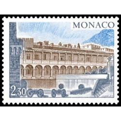 Timbre de Monaco N° 1217