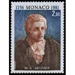 Timbre de Monaco N° 1270...