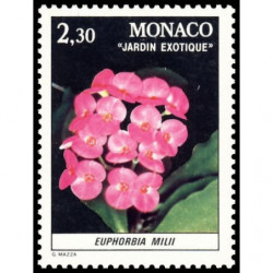 Timbre de Monaco N° 1308