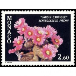 Timbre de Monaco N° 1309