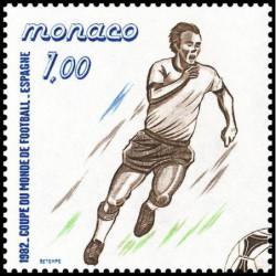 Timbre de Monaco N° 1312