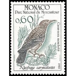 Timbre de Monaco N° 1316