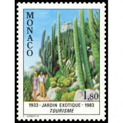 Timbre de Monaco N° 1360