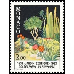 Timbre de Monaco N° 1361