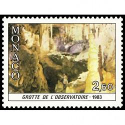 Timbre de Monaco N° 1363