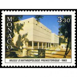 Timbre de Monaco N° 1364