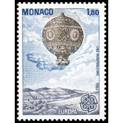 Timbre de Monaco N° 1365