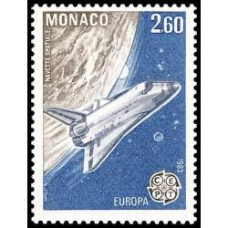Timbre de Monaco N° 1366