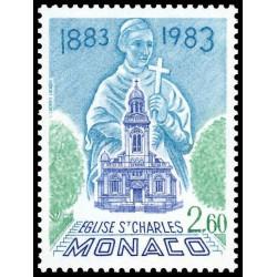 Timbre de Monaco N° 1368