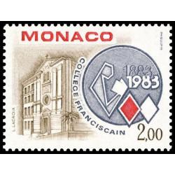 Timbre de Monaco N° 1369