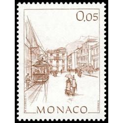 Timbre de Monaco N° 1404