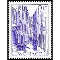 Timbre de Monaco N° 1406