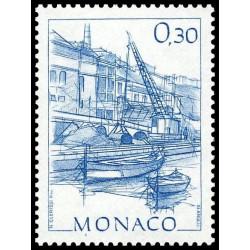 Timbre de Monaco N° 1408
