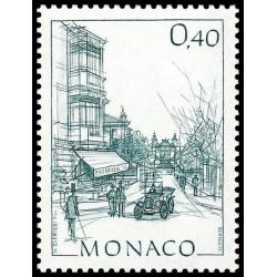Timbre de Monaco N° 1409