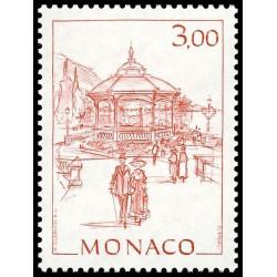 Timbre de Monaco N° 1410