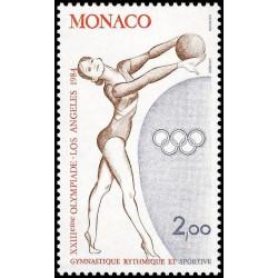 Timbre de Monaco N° 1412