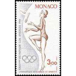 Timbre de Monaco N° 1413