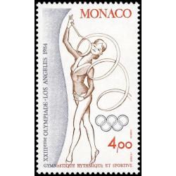 Timbre de Monaco N° 1414