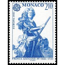 Timbre de Monaco N° 1459...