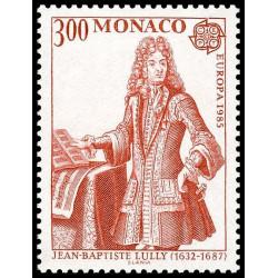 Timbre de Monaco N° 1460...