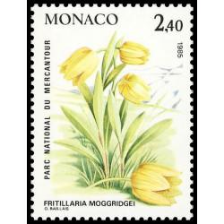Timbre de Monaco N° 1463...