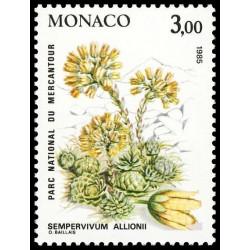Timbre de Monaco N° 1464...