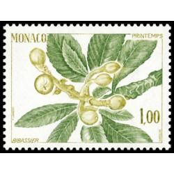 Timbre de Monaco N° 1467...
