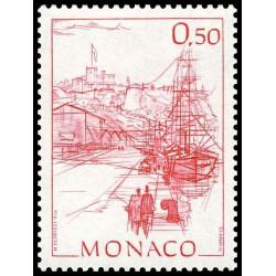 Timbre de Monaco N° 1510