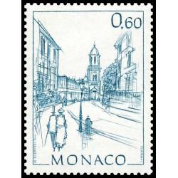 Timbre de Monaco N° 1511