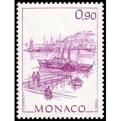 Timbre de Monaco N° 1514