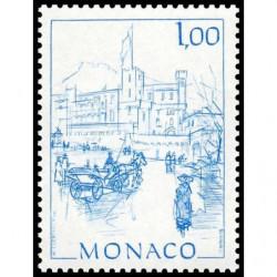 Timbre de Monaco N° 1515