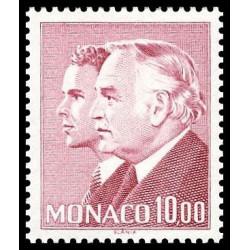 Timbre de Monaco N° 1519