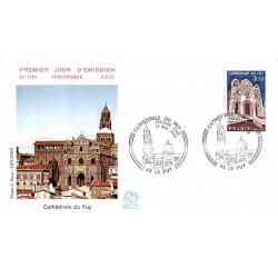 FDC n° 1161 - Cathédrale du...