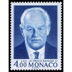 Timbre de Monaco N° 1562