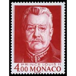 Timbre de Monaco N° 1563