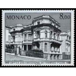 Timbre de Monaco N° 1564