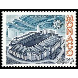 Timbre de Monaco N° 1565...