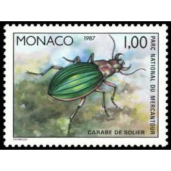 Timbre de Monaco N° 1567...