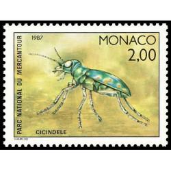 Timbre de Monaco N° 1569