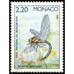 Timbre de Monaco N° 1570