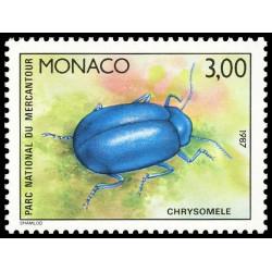 Timbre de Monaco N° 1571...