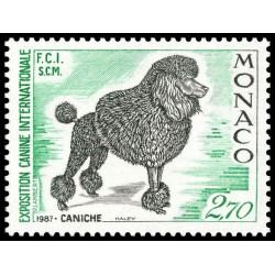 Timbre de Monaco N° 1576...
